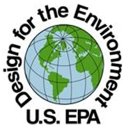 Green Janitorial Supplies and Cleaning Products with EPA DfE