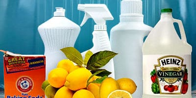 Natural Green Cleaning Products