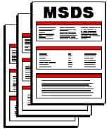 Green Cleaning Products are Nontoxic and Green per MSDS