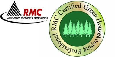 Green Janitorial Supplies with Rochester Midland Green Housekeeping Certification from Green Cleaning Products