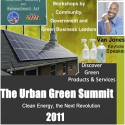 Green Cleaning Products at Urban Green Summit